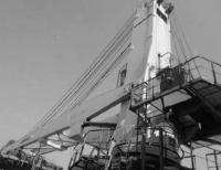 Crane for offshore projects